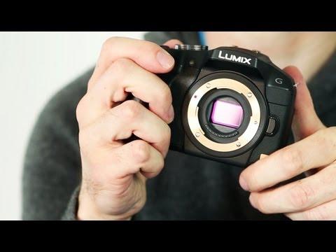 Panasonic Lumix DMC-G6 - Praxis-Test Hands-on deutsch | CHIP