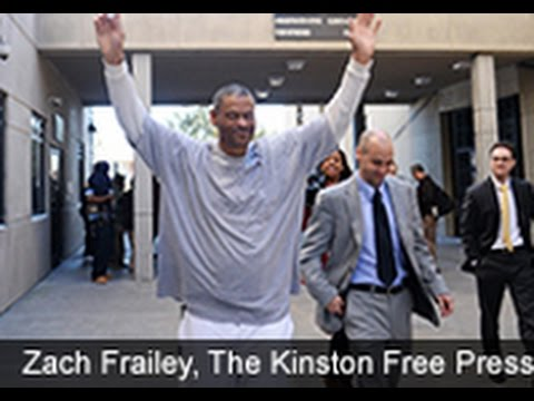 Howard Dudley Embraces His Freedom: Wrongfully Convicted Man Freed After 23 Years in Prison