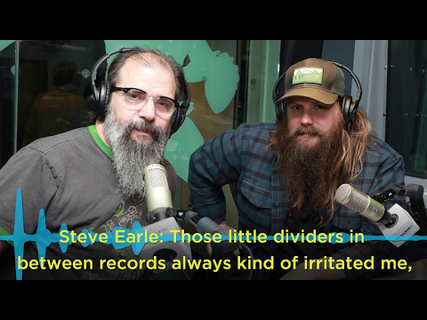 Chris Stapleton Doesn't Like Putting Labels On Music // Outlaw Country