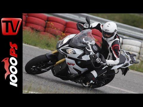 2015 BMW S 1000 XR Test | Reiseenduro Vergleich