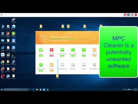MPC Cleaner - Uninstall Instructions - YouTube