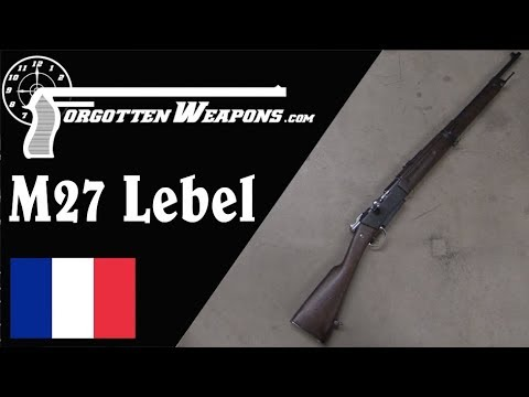 Converting the Lebel to 7.5mm: The M27 Lebel