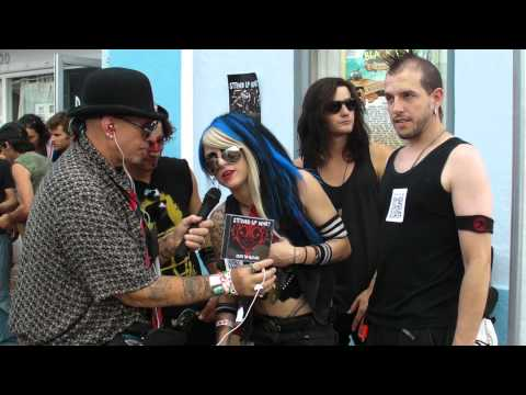ArtsAllover: Stitched Up Heart Band Interview