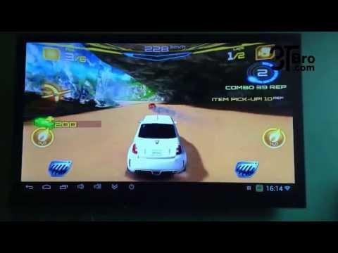 TV Android Minix neo x5 ทีวีแอนดรอย รีวิว Review การใช้งาน by 3tbro.com