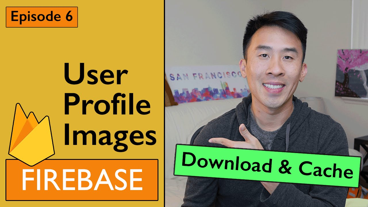 Swift: Firebase 3 - How to Load Images from Firebase Storage and Caching  (Ep 6)