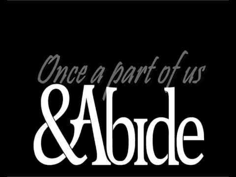 &Abide - Dear Friend (Lyric Version)