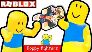 FLOPPY FIGHTERS FUNNY ROBLOX Kampfspiel - Familie Challenge Videospiel YG Gaming