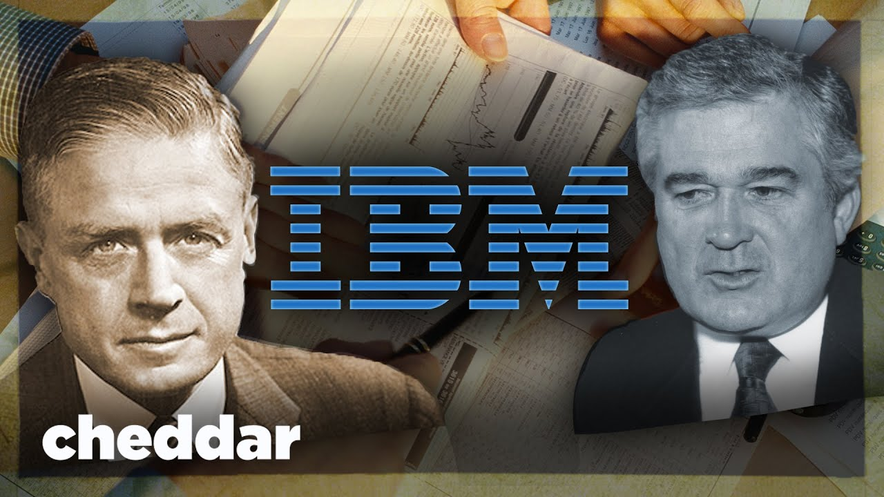 IBM 1993: The Biggest Layoffs in US History - Cheddar Examines