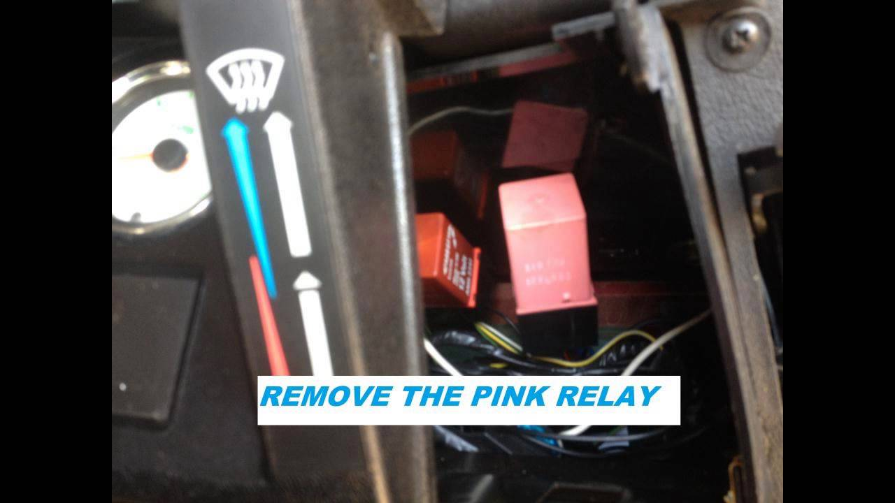 110 Schematic Wiring Bypass Dim Dip On Land Rover Defender Youtube