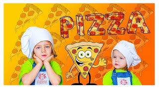 Леди Баг и Супер Кот учат Марка, Даника и их друзей готовить супер пиццу! Pizza masterclass for kids