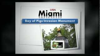 Miami-Bay of Pigs Invasion Monument - Web