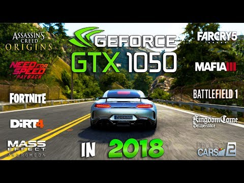 GeForce GTX 1050 Test in 10 New Games