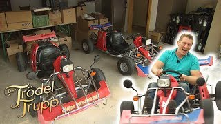 Wette um den Go Kart Preis: Otto fährt ein Rennen um Rudis Go Karts - Teil 2 | Der Trödeltrupp