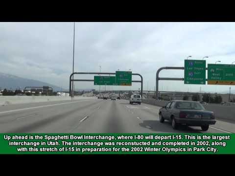 2K14 (EP 2) I-80, I-15, and I-215 in Salt Lake City, Utah