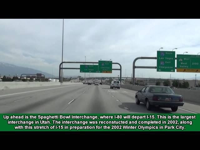 2K14 (EP 2) I-80, I-15, and I-215 in Salt Lake City, Utah