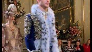 Baixar Dolce&Gabbana Alta Moda/Sartoria Fall Winter 2019-20 show in Milan