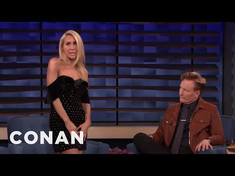 Nikki Glaser Thinks Her Vagina Is Underrepresented In Porn - CONAN on TBS