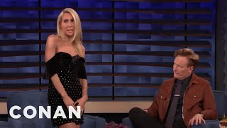 Nikki Glaser Thinks Her Vagina Is Underrepresented In Porn - CONAN on TBS