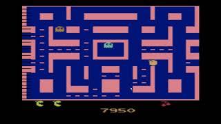 Ms. Pac-Man (Atari 2600 EMU) in 02:25