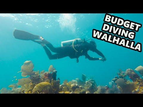 Utila, Cheapest Diving In The World (Bay Islands, Honduras)