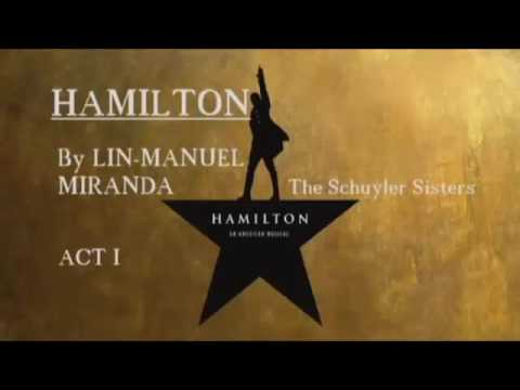 Entire Hamilton Musical but every time they say a swear word it gets 10% faster