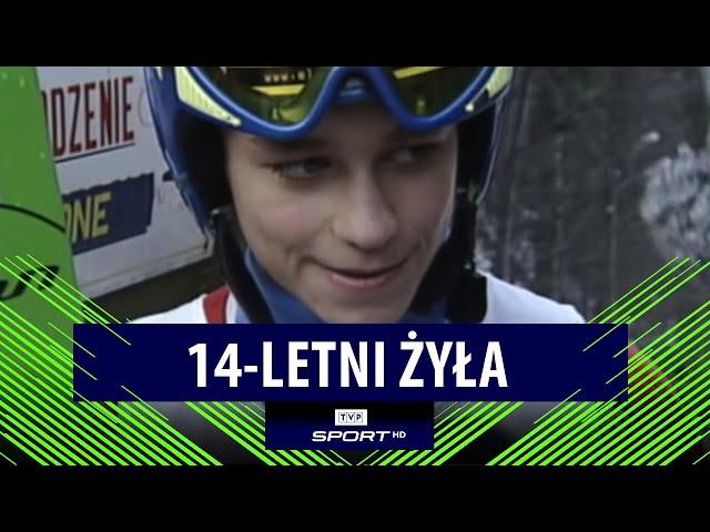 """14-letni Piotr Żyła! """"Moim idolem jest..."""""""