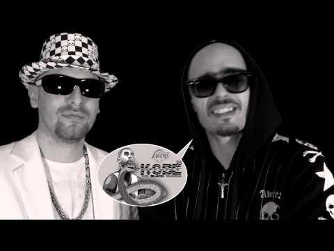 MIKRI MAUS & BVANA - CRNO vs BELO (official video HD)