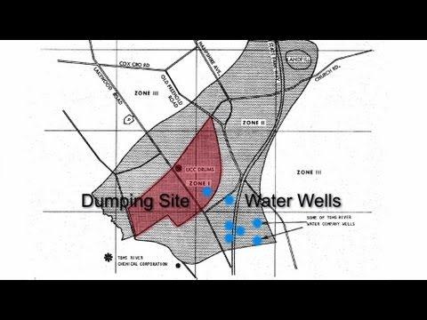 Childhood Cancer Clusters: Revisiting Toms River