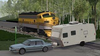 Train Accidents 5 | BeamNG.drive
