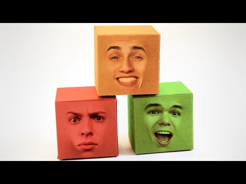 WE ARE ALL BOXES!? (What The Box)