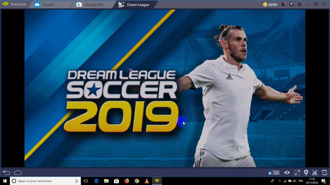 dream league soccer 2019 pc download
