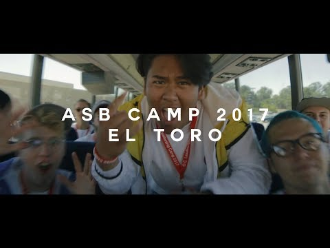 OCL Camp 2017 w/ El Toro ASB