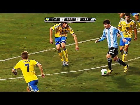 Teammates Ruining The Hard Work of Lionel Messi  (These Argentines......!!)  ||HD||