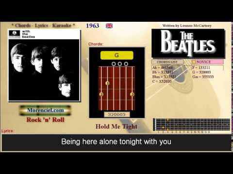 The Beatles - Hold Me Tight #0427