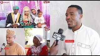 NDOA YA ZABIBU KIBA: Alikiba, Abdukiba na Mama yao wamemwambia haya