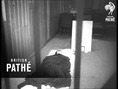 San Francisco Prison Break Attempt (1962)
