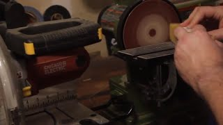 AMAZING!! RESTORE your sanding belts and disks SAVE time & MONEY