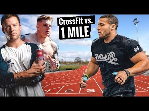 How fast can CrossFit Athletes Run 1 Mile