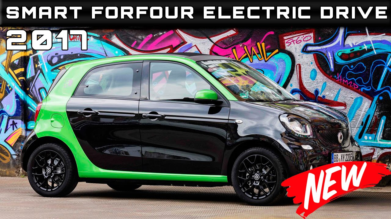 2017 Smart Forfour Review Specs And Price >> 2017 Smart Forfour Electric Drive Review Rendered Price Specs