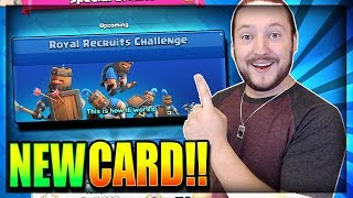 Video NEW 12 WIN 'ROYAL RECRUITS' CHALLENGE!! UNLOCK NEW CARD EARLY! Clash Royale Royal Recruits Challenge download MP3, 3GP, MP4, WEBM, AVI, FLV Juli 2018