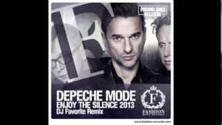 Depeche Mode - Enjoy The Silence (DJ Favorite Radio Edit)