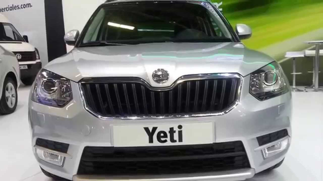 skoda yeti 2015 lanzamiento bogot colombia youtube. Black Bedroom Furniture Sets. Home Design Ideas