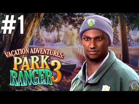 Vacation Adventures:  Park Ranger 2 - Gameplay - PC/HD