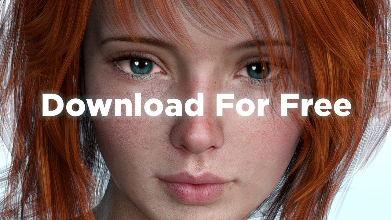 Introducing Daz3d - Download for Free