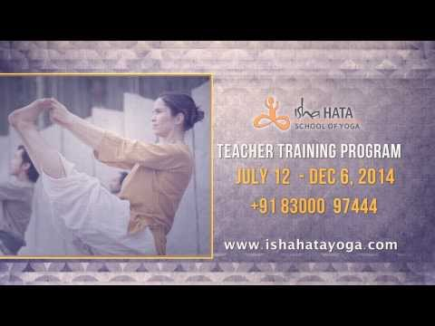 Learn to teach Classical Hata Yoga