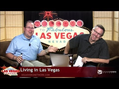 Living in Las Vegas #195: How Much Do Casino CEO's Make?