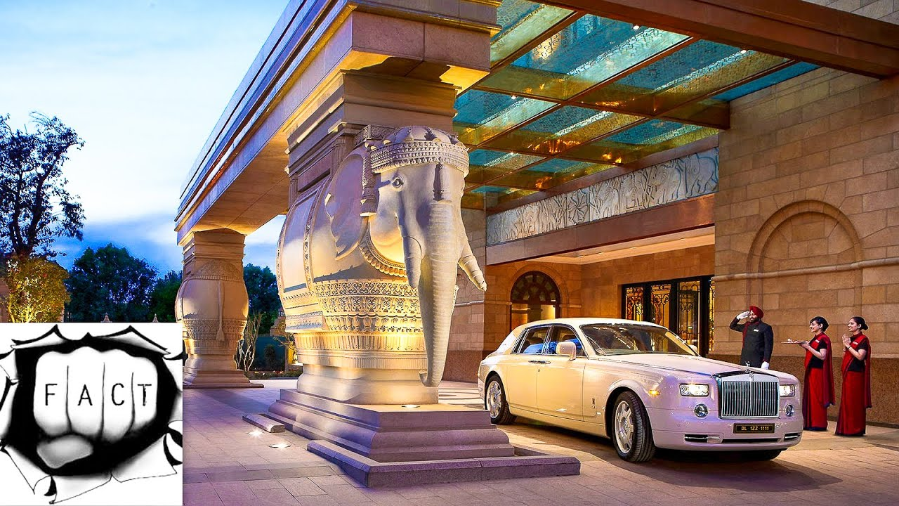 Top 10 most expensive luxurious hotels in india youtube for Top design hotels india
