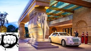 Top 10 most expensive & luxurious hotels in india