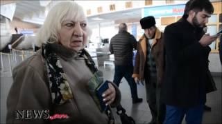 Օդանավից ուշացած վանաձորցիները բողոքում են «Պոբեդա» ավիաընկերությունից