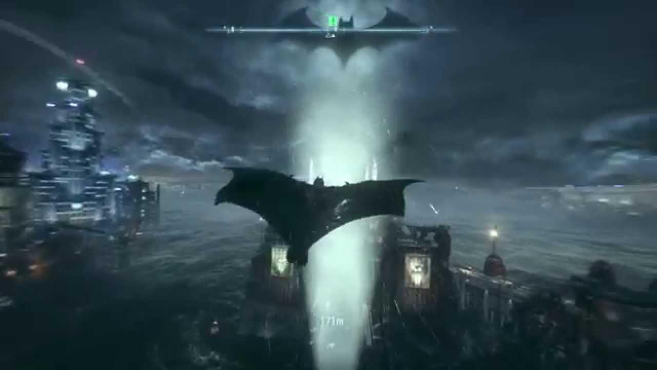 Batman Arkham City Batman beyond by ArkhamNatic on DeviantArt   Batman Arkham City Batman Beyond Flying